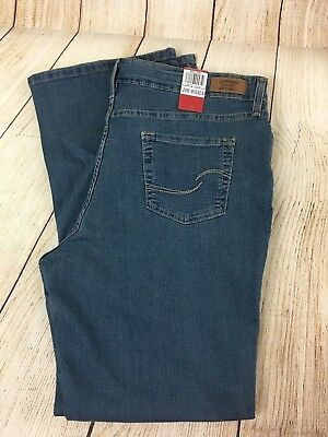 ab38eb7b6df Signature by Levi Strauss Women s Totally Slimming At Waist Bootcut Jeans