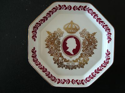 Wedgwood  1992 Commemorative Plate - Brand New In Box - Superb Item