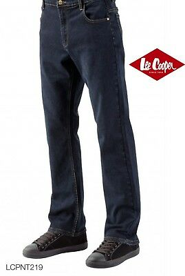 Lee Cooper - Jeans homme coupe droite - LCPNT 219
