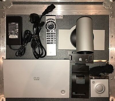 Cisco TTC7-21 CTS-SX20N Codec Telepresence Video Conferencing System