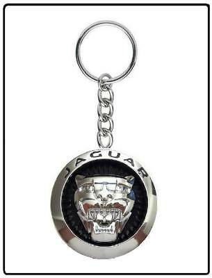 Genuine Mercedes Benz Key Ring Chrome Star Logo Brussels Key Chain