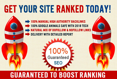 Boost Your Ranking To Google 1st Page With SUPREME - SEO Package