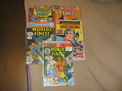 World's Finest Lot Of Five