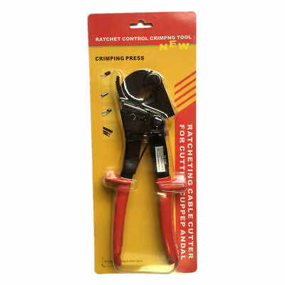 KwikTool USA KTRC11 Ratcheting Cable Cutter, 11-Inch, NEW, Free Shipping