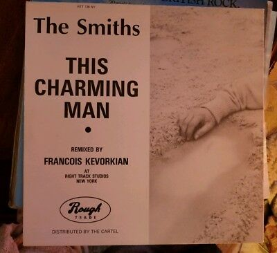The Smiths THIS CHARMING MAN... Very RARE New York version