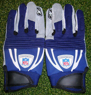 Authentic DALLAS COWBOYS Issued NFL Equipment NIKE Lineman Gloves UNUSED 4XL COA