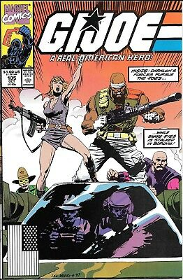 G.I. Joe #105 Snake-Eyes Darklon
