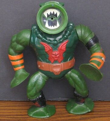 "He Man Masters of the Universe Leech 6"" Action Figure 1985 Vintage Mattel"