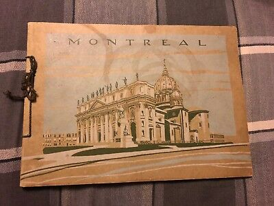 Montreal in Halftone - A Pictorial Collection Of Early 1900s Montreal