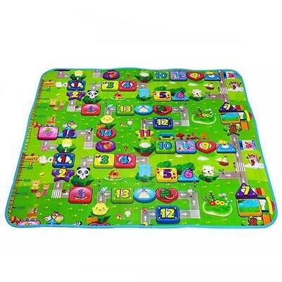 Kids Colourful Play rug Rug- Developing Mat Eva Foam Baby Play Mat Toys For Chil