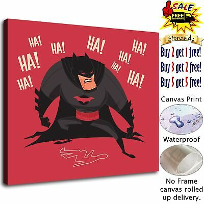 batman posters HD Canvas Print Painting Home Decor room Wall Art Picture 103673