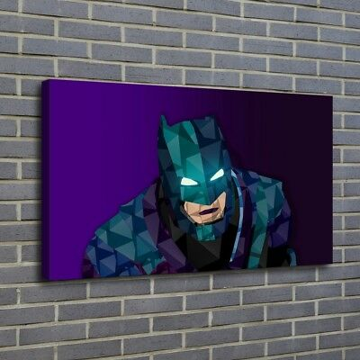 batman posters HD Canvas Print Painting Home Decor room Wall Art Picture 105546
