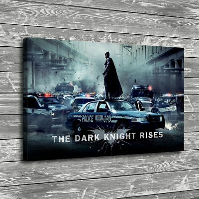 batman posters HD Canvas Print Painting Home Decor room Wall Art Picture 106136
