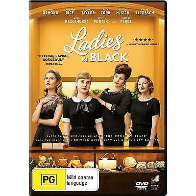 Ladies In Black Dvd, New & Sealed, 2018 Release, Free Post