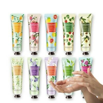 Flower/Fruit Flavor Hand Cream Pure Natural Hand Care Fresh Non-greasy