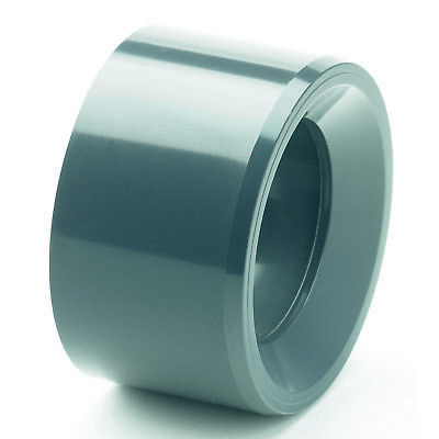 """PVC Solvent Weld Reducing Bush. Pressure Grade Imperial Sizes 1/2"""" to 4"""""""
