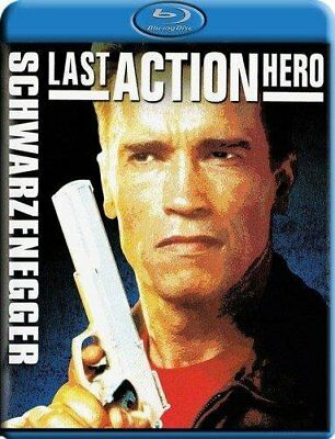 Last Action Hero Blu-ray édition Française NEUF sous blister