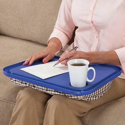 1 Pcs Lap Desk For Laptop Chair Student Studying Homework Writing Portable Home