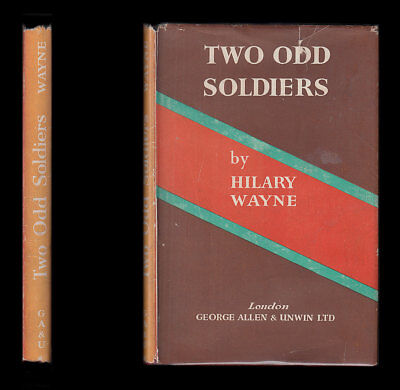1946 Hilary Wayne TWO ODD SOLDIERS Mother Daughter AUXILIARY TERRITORIAL SERVICE