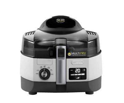 DeLonghi 1394/1 MultiFry Extra Chef Friteuse, Heißluftfritteuse