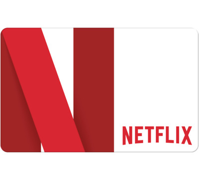 Discounted $30 Netflix Gift Card