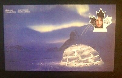 *new* 2017 Canada Nunavut Territory 150th Anniversary First Day Cover Sc # 3006