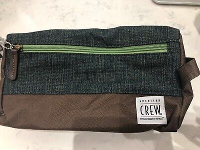 TOMMY BAHAMA MEN Kit Shaving Travel Toiletry Case Bag Zip Closure ... 671ca4abff