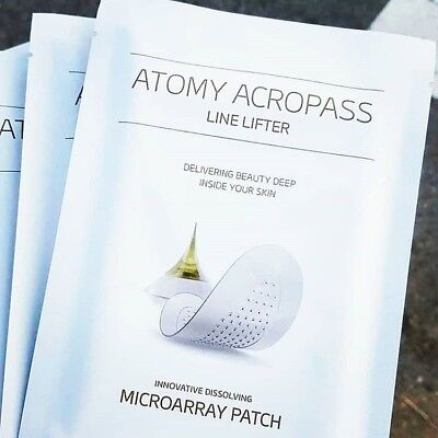 Atomy Acropass line lifter  MICROARRAY PATCH   US SELLER