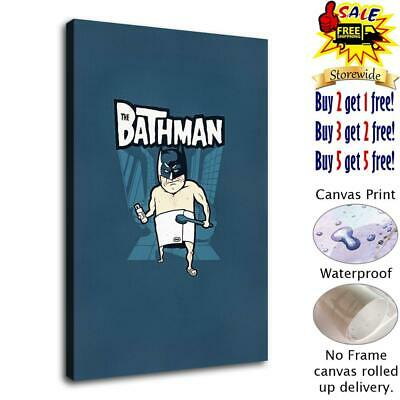 """12""""x18"""" batman posters HD Canvas Print Painting Home Decor room Wall Art Picture"""