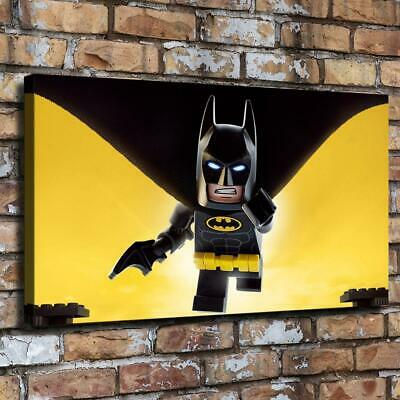 "12""x22"" lego batman movie HD Canvas print Home decor Room Wall Art Paint Picture"