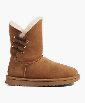 6031999ac91 UGG AUSTRALIA WOMEN'S CONSTANTINE Boots in Chestnut Size:10 NWT/Boxed
