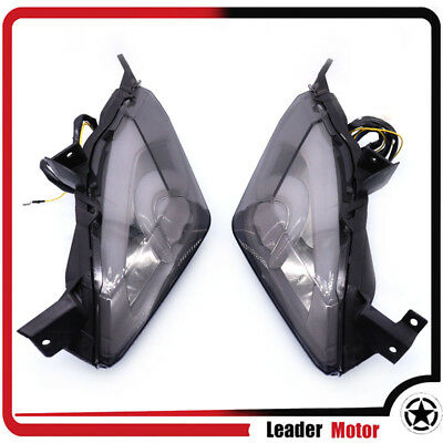 For YAMAHA XMAX 125 250 300 400 integrated led tail light turn signal blinker