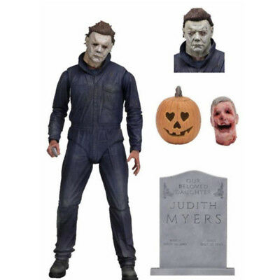 """NECA Halloween (2018 Movie) 7"""" Scale Ultimate Michael Myers Figure collect toy"""
