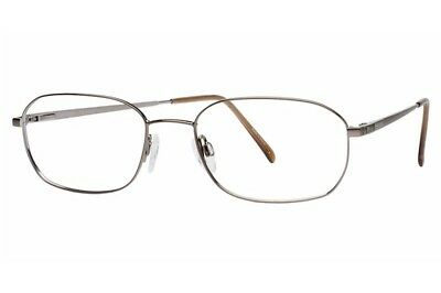 Aristar by Charmant Eyeglasses AR18648 AR//18648 538 Black Optical Frame 55mm