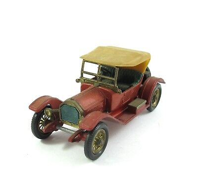 Stutz 1914 Matchbox Made In England By Lesney Nr 6 Autos & Lkw Modellbau