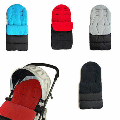 Universal Footmuff Cosy Toes Apron Liner Buggy Pram Stroller Baby Toddler UK