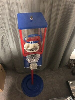 Pepsi Gumball Machine 10c Coins Restored Man cave Collectable
