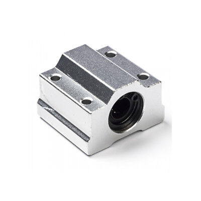 SCS6UU SC6UU Closed Linear Motion Bearing with Rubber Seals 6mm bore