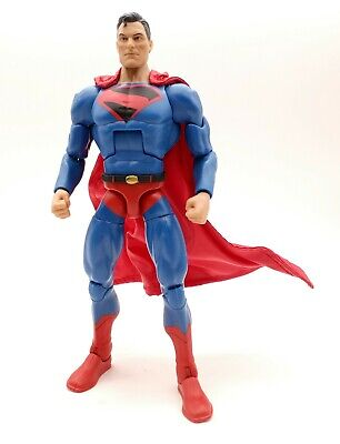 Red Cape for Injustice Superman 5.5-6.5 Inch Figure SHF Figma No Figure