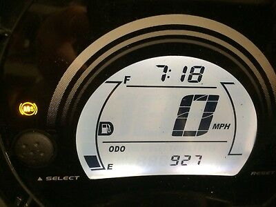 Yamaha GPD125-A, Nmax, N-Max, Clocks, Speedo, From a 2015 Model, Only 927 Miles.