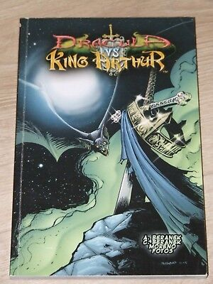 Dracula vs. King Arthur TPB (2006 Silent Devil)