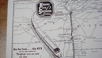 ORIGINAL VINTAGE MAP of Kansas City Southern Railway from 1914 ... on burlington northern railroad, csx corporation, norfolk & western map, neodesha ks map, overland park florida map, kansas indian tribes map, quebec central railway map, general mills, texas mexican railway, canadian pacific railway limited, via rail, wisconsin central map, class i railroad, grand trunk western railroad, panama canal railway map, providence & worcester railroad map, california state railroad museum map, central railroad map, union pacific railroad, illinois railway museum map, atlantic coast line railroad, seaboard air line map, cartier railway map, louisville and nashville railroad, missouri pacific map, apache railway map, norfolk southern railway, western railway of alabama map, canadian national railway company, kroger company map, florida southern map, soo line railroad, illinois central railroad, pan am railways, southern railway, wisconsin southern map, northwestern pacific map, csx transportation, southern belle,