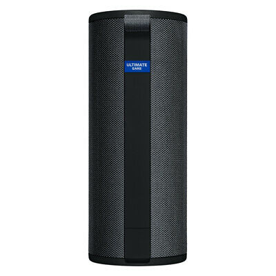 Ultimate Ears BOOM 3 Portable Bluetooth Speaker- Night Black