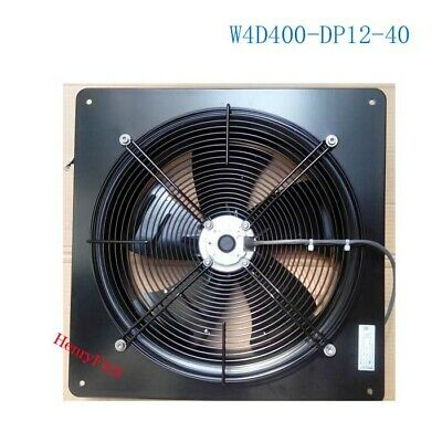 NEW FOR ebmpapst W4D400-DP12-40 400V  Transmission cabinet fan