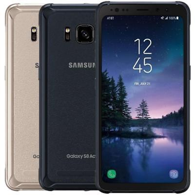 Samsung Galaxy S8 Active - G892 - GSM - Factory Unlocked - Gray / Gold