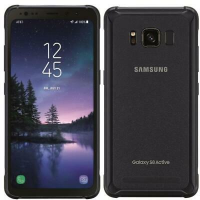 Samsung Galaxy S8 Active - G892U - Gray - Factory Unlocked; AT&T / T-Mobile