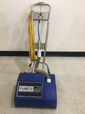Windsor Pilemaster Commercial Powerhead Carpet Extractor