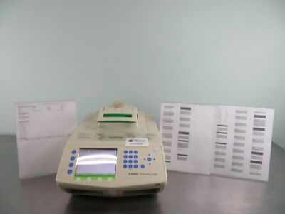 Bio-Rad C1000 PCR Machine with 384 Well Reaction Module and Warranty SEE VIDEO