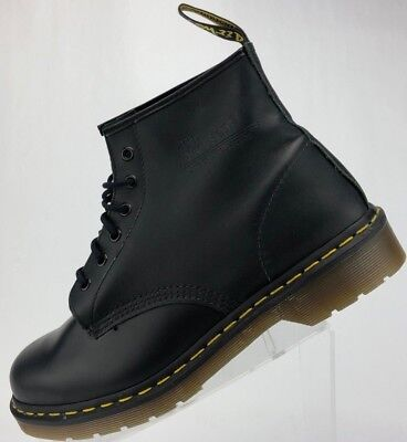 Dr. Martens Ankle Boots Chukka Lace Up Work Shoes England Mens UK 10 US 11 Black
