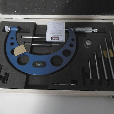 coffret micrometre 0,01mm  SAM